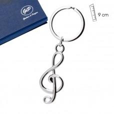 "Key chain ""G clef"""