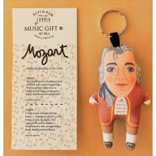Mozart Key chain