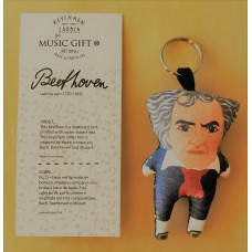 Beethoven Key chain