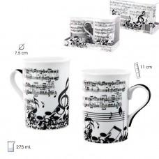 Two-mug set