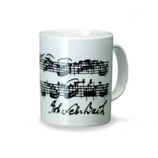 "Bach ""Siciliana"" Mug"