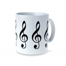 G-clef Mug