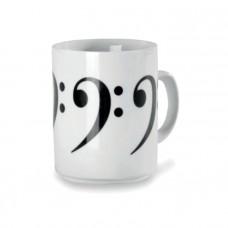 Bass-clef Mug