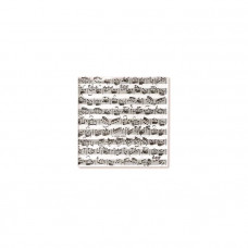 Sheet Music Paper Napkins 25 x 25cm
