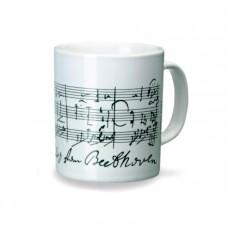 """Beethoven """"Sonata"""" Mug"""