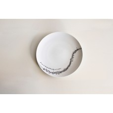 "Dessert plate ""Tafelmusik"""