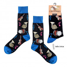 Blue Instruments Socks