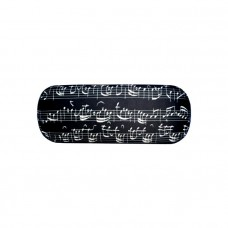 Glasses box Sheet music black