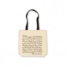 White Bach Shopper Bag