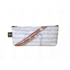 Bassoon Pencil Case