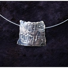 """Bocinet de Bach"" necklace"