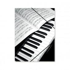Piano Keyboard Folder