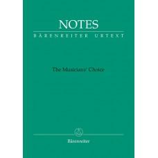 Notes (Telemann)