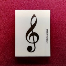G-clef Eraser