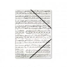 White Folder Sheet Music