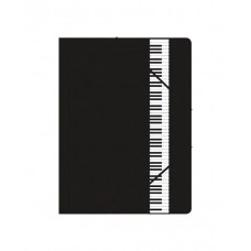 Keyboard Black Folder