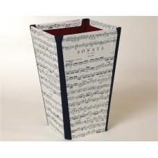 Beethoven Wastebasket