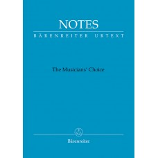 Notes (Bach)